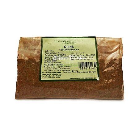 Quina (Coutarea hexandra) Casca (Pó) NUTRI ERVAS 50g
