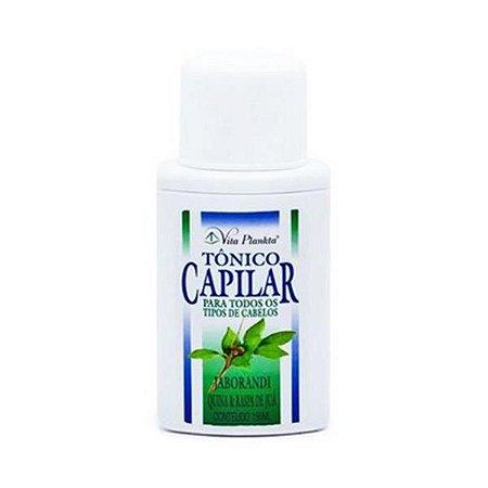 Tônico Capilar Jaborandi + Quina Quina + Raspa de Juá Vitalab (Vita Plankta) Todos os Cabelos 150ml