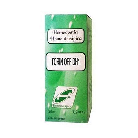 Torin off DH1 HOMEOTERÁPICA (Ácido Úrico) 20ml