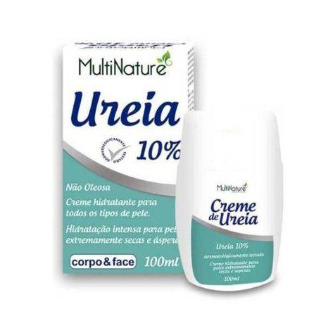 UREIA 10% CREME 100ML MULTINATURE