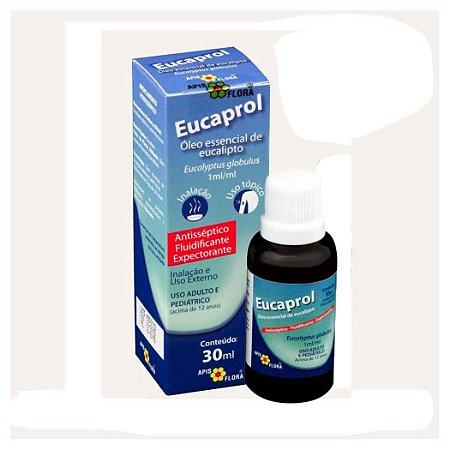 Eucaprol Óleo Essencial de Eucalipto (Eucalyptos globulus) APIS FLORA 30ml