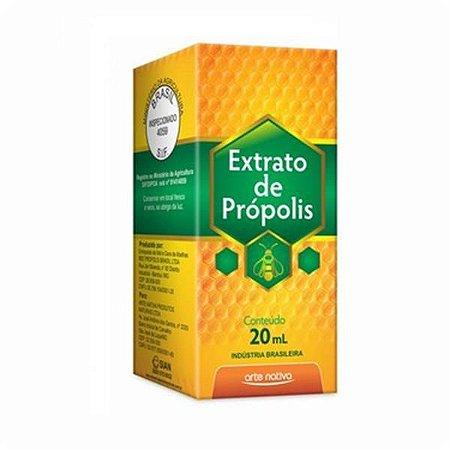 Extrato Fluído de Própolis ARTE NATIVA 20ml
