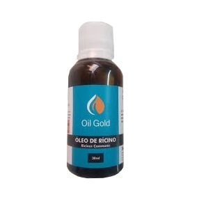 OLEO DE RICINO 20ML OIL GOLD