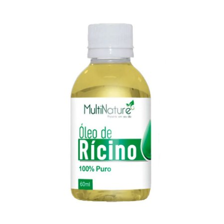 OLEO DE RICINO 60 ML MULTINATURE