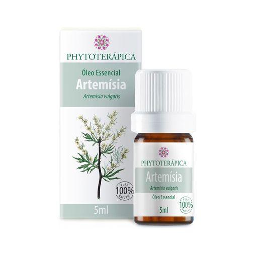 Óleo Essencial de Artemísia (Artemisia vulgaris) PHYTOTERÁPICA 5ml