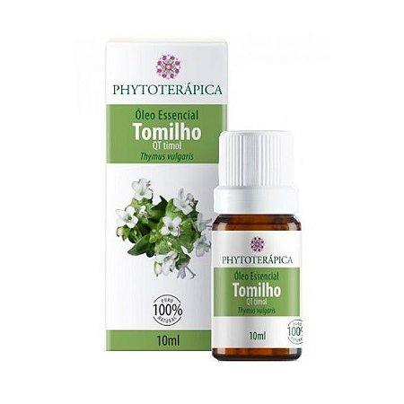 Óleo Essencial de Tomilho (Thymus vulgaris) PHYTOTERÁPICA 10ml