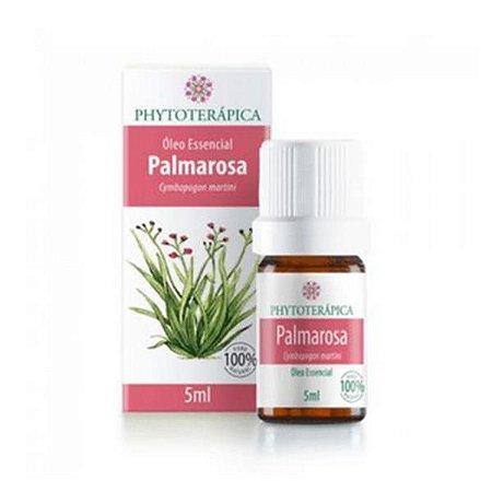 Óleo Essencial de Palmarosa (Cymbopogan martini) PHYTOTERÁPICA 5ml