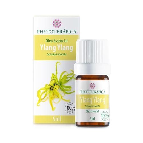 Óleo Essencial de Ylang Ylang (Cananga odorata) PHYTOTERÁPICA 5ml
