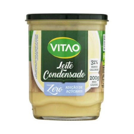 LEITE CONDENSADO 200G VITAO