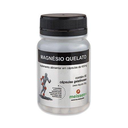 MAGNESIO QUELATO 60 CAPS MEISSEN