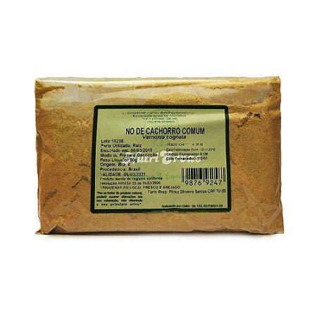 Nó de Cachorro Comum (Vernonia cognata) Raiz (Pó) NUTRI ERVAS 50g