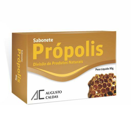 SABONETE DE PROPOLIS 90G AUGUSTO CALDAS