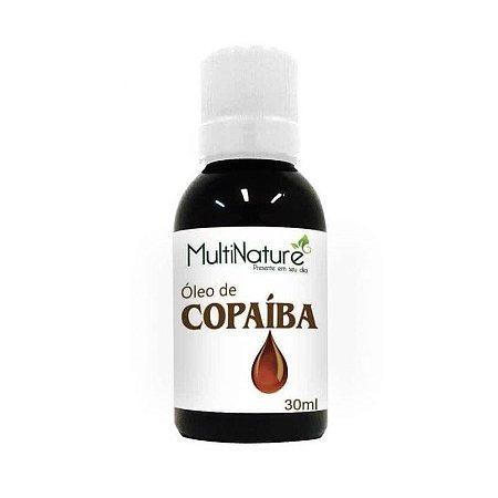 OLEO DE COPAIBA 30 ML MULTINATURE