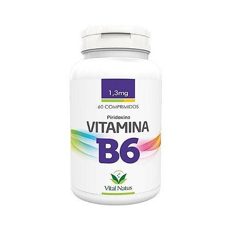 Vitamina B6 VITAL NATUS 1,3mg 60 Comprimidos