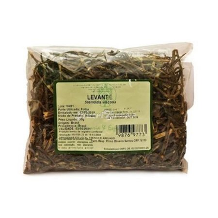 Levante (Stemodia viscosa) Folha NUTRI ERVAS 30g