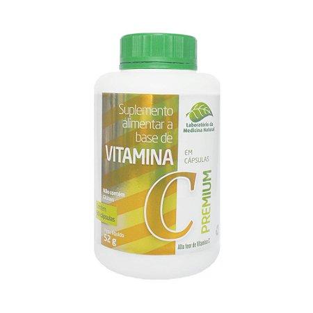 Vitamina C Premium LAB. MEDICINA NATURAL 500mg 60 Cápsulas