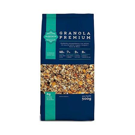 Granola ALQUIMYA Premium 500g