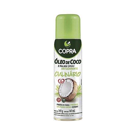 Óleo de Coco e Palma COPRA Spray Antiaderente Culinário 200ml