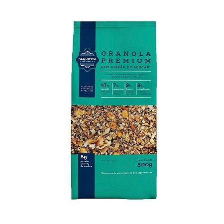 Granola ALQUIMYA Premium Sem Açúcar 500g