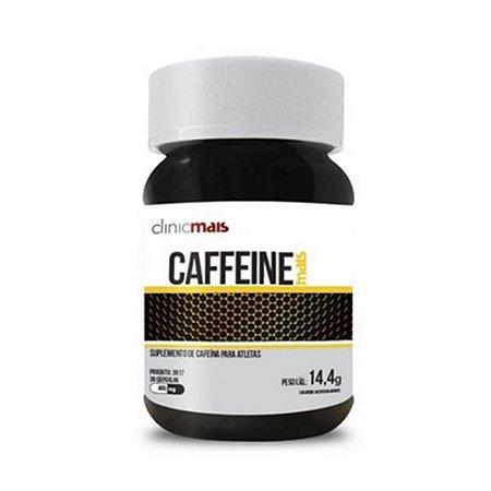 Caffeine Cafeína CHÁ MAIS (ClinicMais) 480mg 30Capsúlas