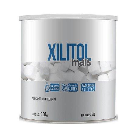 Xilitol Adoçante Dietético em Pó CHÁ MAIS 300g