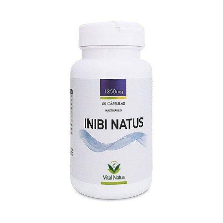 Inibi Natus Composto Emagrecedor VITAL NATUS 1.359mg 60 Cápsulas Mastigáveis