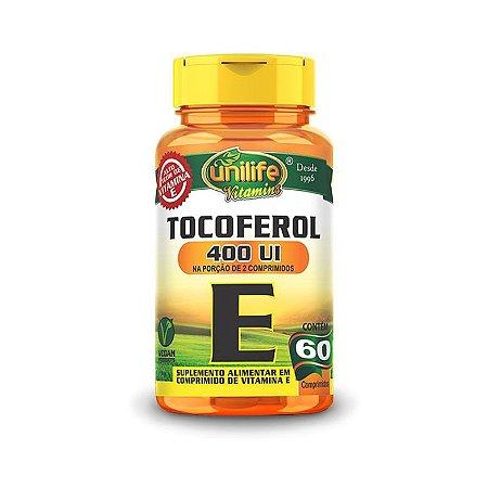 TOCOFEROL 60 CAPS UNILIFE