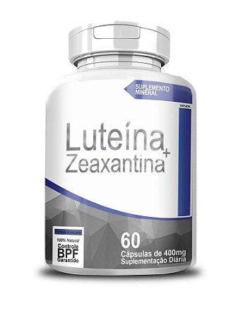 Luteína + Zeaxantina 4 ELEMENTOS 400mg 60 Cápsulas