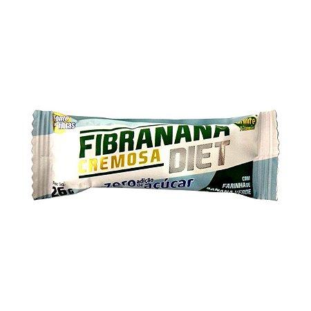 Fibranana Diet UNILIFE com Farinha de Banana Verde Zero Açúcar 26g