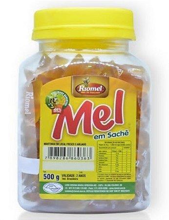 Mel em Sachê RIOMEL 500g