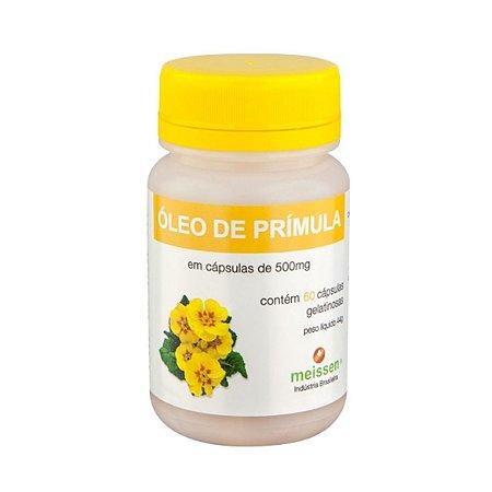 OLEO DE PRIMULA 500MG 60 CAPS MEISSEN
