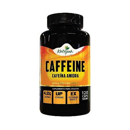 CAFFEINE 120 CAPS 500MG KATIGUA