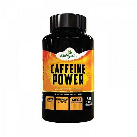 Caffeine Power 60 Caps 1000 Mg Katigua