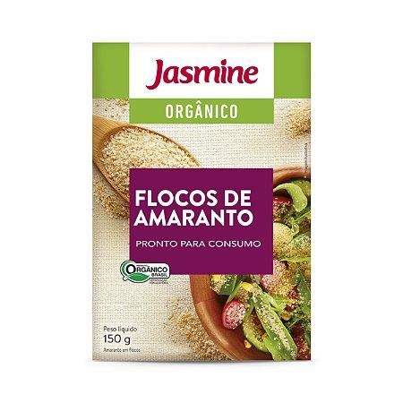 Flocos de Amaranto Orgânico JASMINE 150g