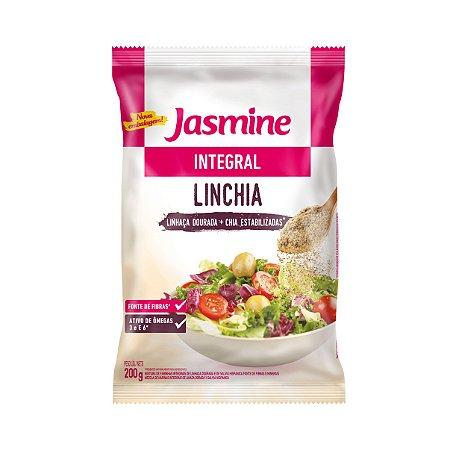 Linchia (Linhaça Dourada + Chia Estabilizadas) JASMINE 200g