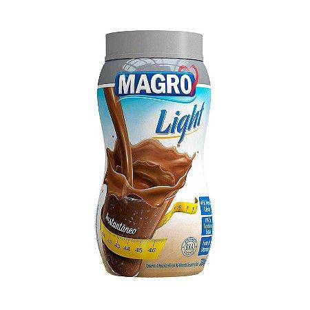 ACHOCOLADO MAGRO LIGHT LOWCUCAR POTE 330G
