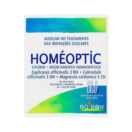 HOMEOPTIC 10 UNIDOSES BOIRON