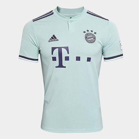 b0d230ef92 Camisa do Bayern de Munique Modelo Away 18 19 Torcedor Adidas Masculina
