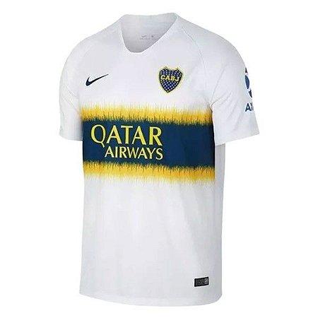 6ea5976e53aea Camisa Boca Juniors Away 18 19 Torcedor Nike Masculina - MERCADO ...