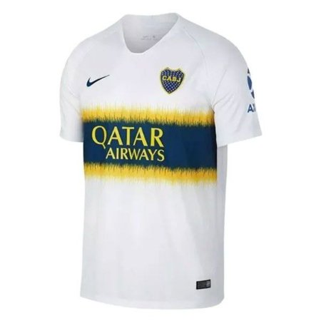 14257b5d55 Camisa Boca Juniors Away 18 19 Torcedor Nike Masculina - MERCADO ...