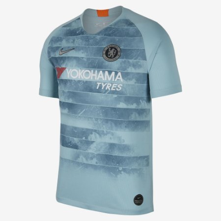 bc5219f1c0 Camisa Chelsea Third 18 19 Torcedor Nike - MERCADO SPORTS Outlet