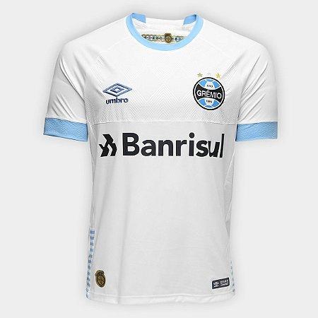 3cb0cf21ca Camisa do Grêmio Uniforme II Temporada 18-19 Torcedor Umbro ...
