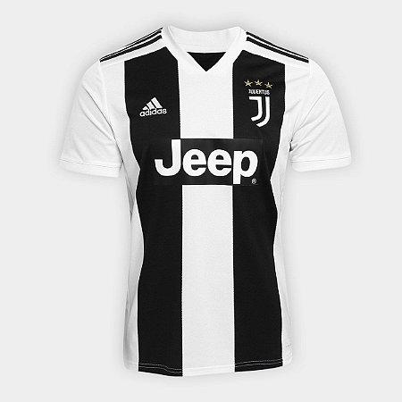 3f317266e4 Camisa Juventus Home 18 19 Torcedor Adidas Masculina - MERCADO ...