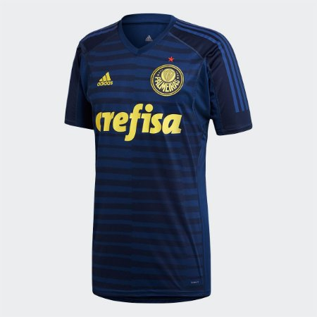 dede427faa Camisa Palmeiras Goleiro 18 19 Torcedor Adidas Masculina - MERCADO ...