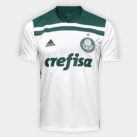 5aafa01d72ad1 Camisa Palmeiras Uniforme 2 Temporada 18 19 Adidas - MERCADO SPORTS ...