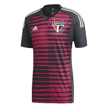 7d51c29d2d Camisa São Paulo Goleiro I 18 19 Torcedor Adidas Masculina - MERCADO ...