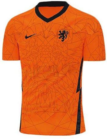 antecedentes Estereotipo Limpiamente  Camisa Nike Seleção Holanda Uniforme 1 (home) 2019/2020 - MERCADO SPORTS  Outlet