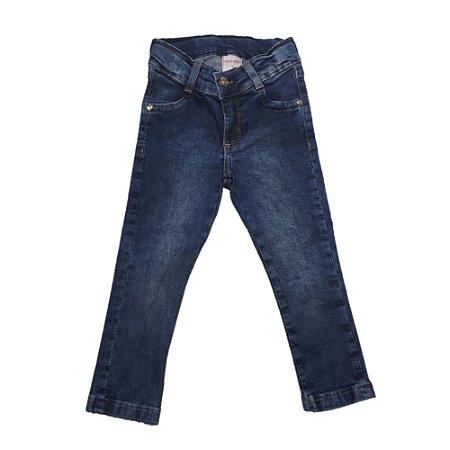 Calça Jeans Infantil Menina Jeito infantil