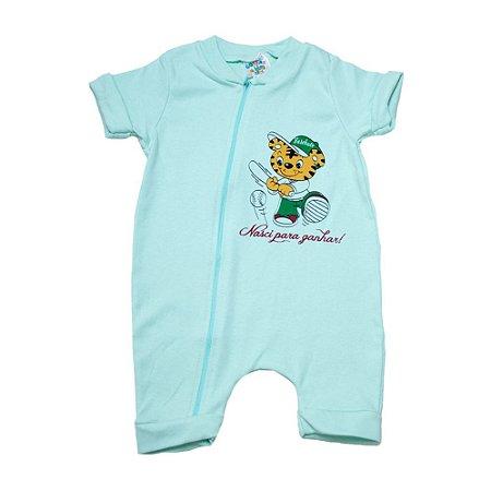 Macaquinho Bebê Tigre G Kids Verde