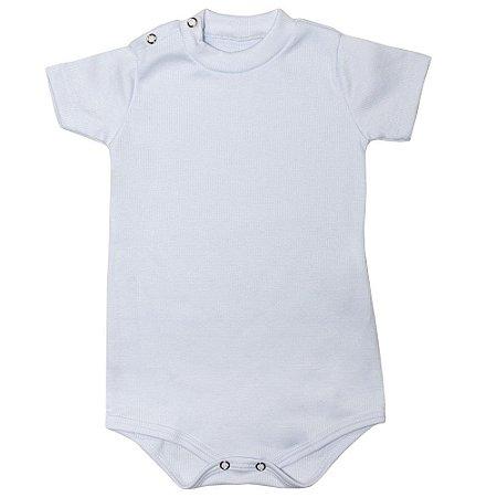 Body Bebê Canelado Baby Gut Branco